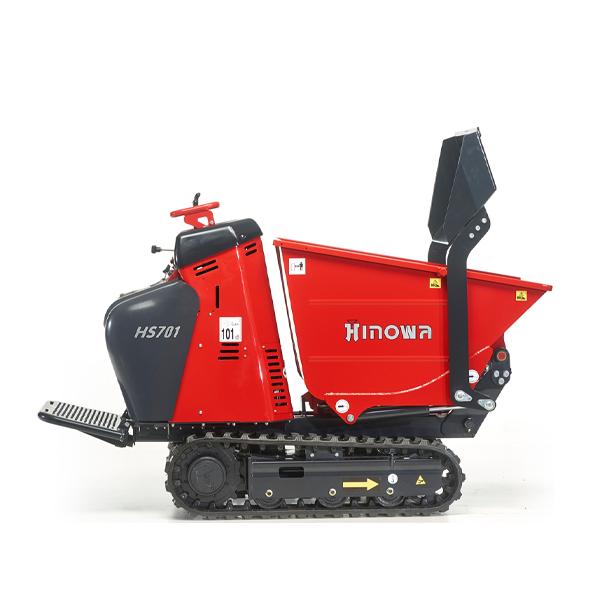 Minidumper-Hinowa-hs701